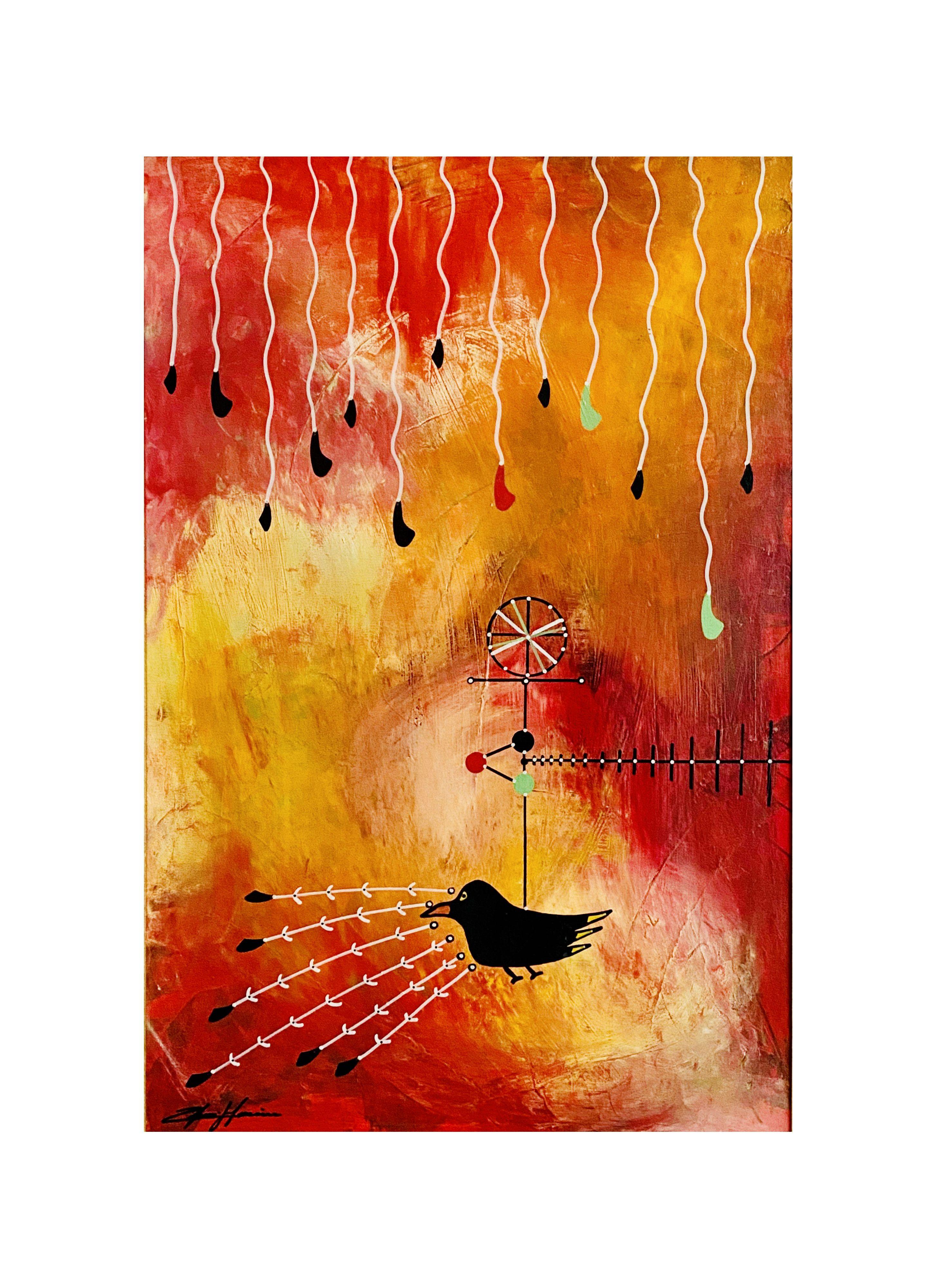 Io gioco con il vento by Massimo Zerbini