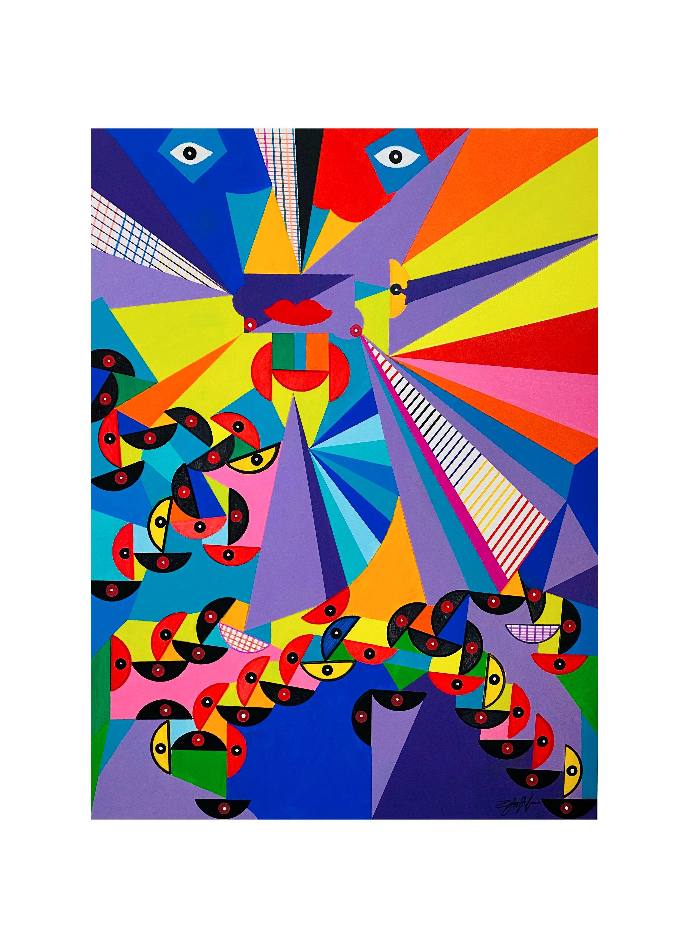 Occhi che Vedono by Massimo Zerbini