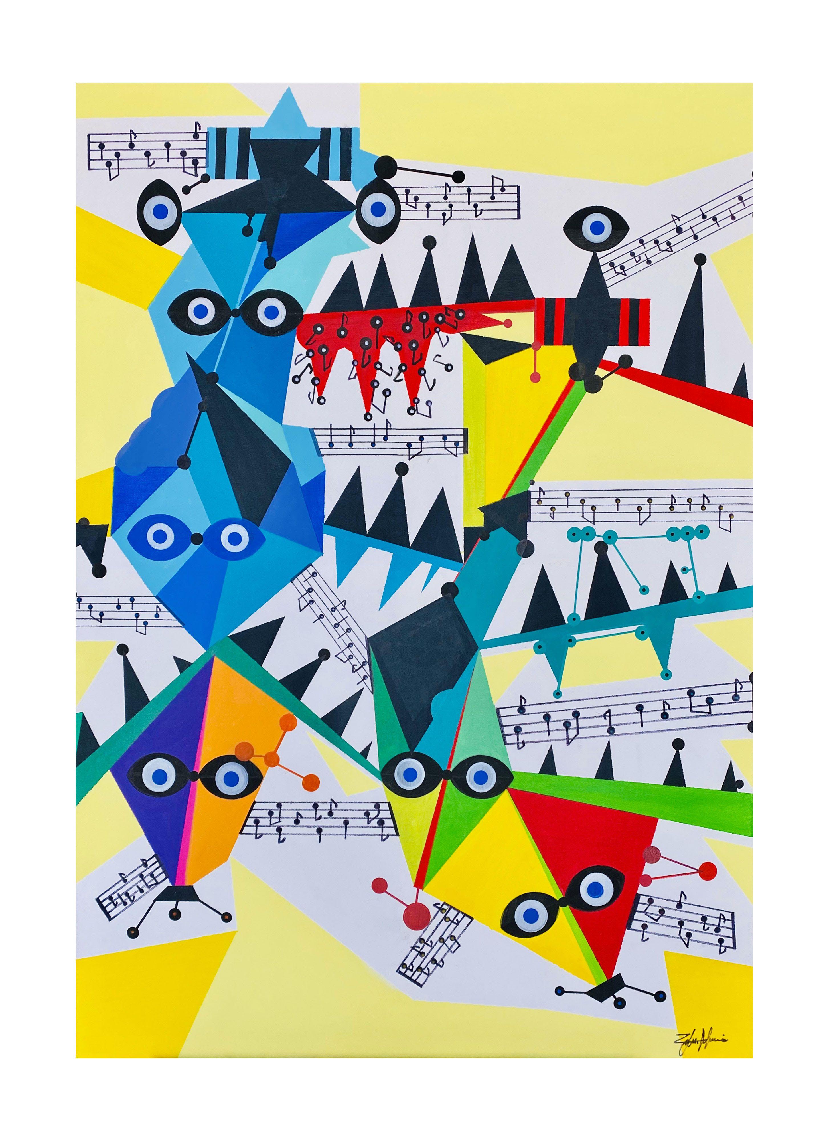 Disco Music by Massimo Zerbini